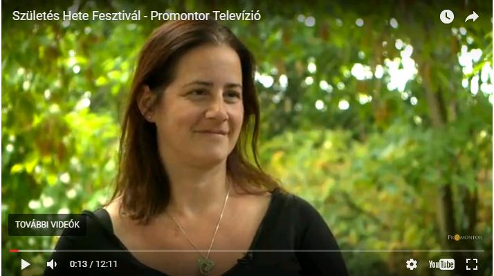 Anna a Promontor Televízióban