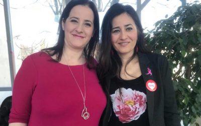 Az ATV vendége volt a Babagenetika Egyesület és az Összefogás a mellrák ellen vezetője