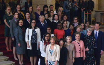 Női Liga a Parlamentben